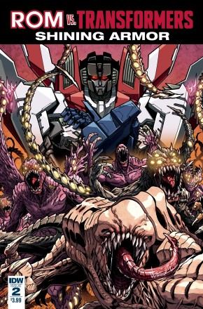 ROM VS TRANSFORMERS SHINING ARMOR #2
