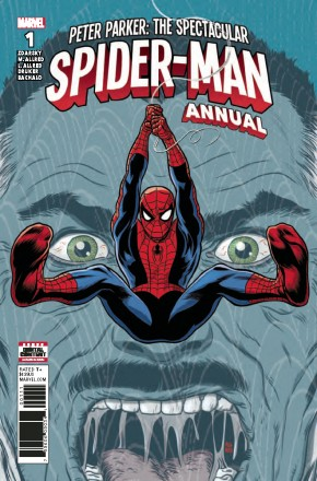 PETER PARKER SPECTACULAR SPIDER-MAN ANNUAL #1 (2017 SERIES)