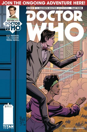 DOCTOR WHO 11TH YEAR THREE #11