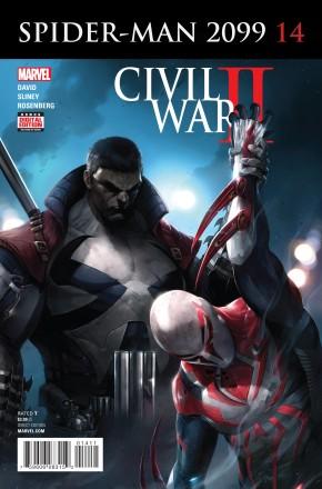 SPIDER-MAN 2099 #14 (2015 SERIES)