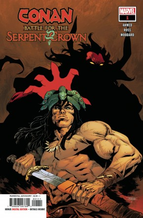 CONAN BATTLE FOR SERPENT CROWN #1