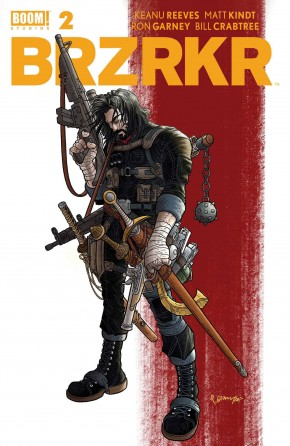 BRZRKR (BERZERKER) #2