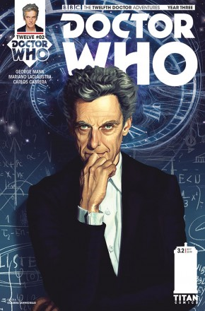 DOCTOR WHO 12TH YEAR THREE #2
