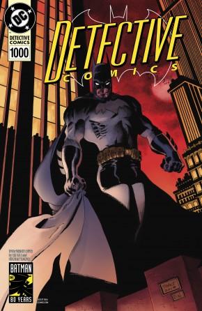 DETECTIVE COMICS #1000 (2016 SERIES) 1990S VARIANT