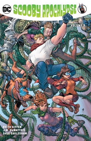 SCOOBY APOCALYPSE VOLUME 3 GRAPHIC NOVEL