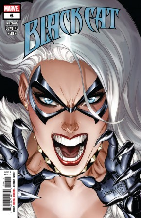 BLACK CAT #6 (2019 SERIES)