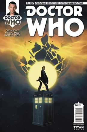 DOCTOR WHO 9TH #4 (2016 SERIES)