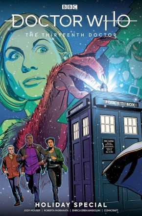 LCSD 2019 DOCTOR WHO 13TH DOCTOR HOLIDAY SPECIAL #1