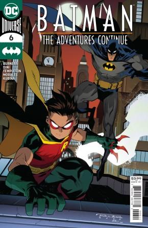 BATMAN THE ADVENTURES CONTINUE #6