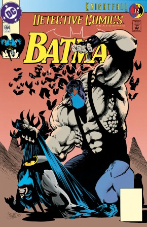BATMAN KNIGHTFALL VOLUME 2 25TH ANNIVERSARY EDITION GRAPHIC NOVEL