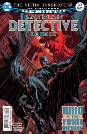 DETECTIVE COMICS #943 (2016 SERIES)