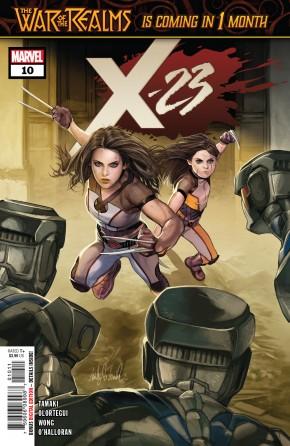X-23 #10 (2018 SERIES)