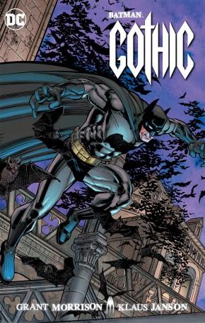 BATMAN GOTHIC GRAPHIC NOVEL
