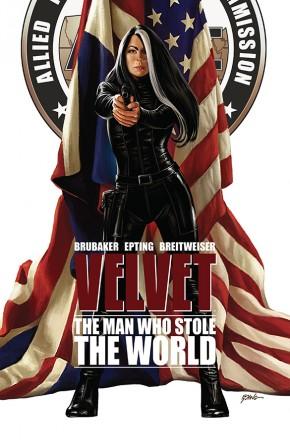 VELVET VOLUME 3 MAN WHO STOLE THE WORLD GRAPHIC NOVEL