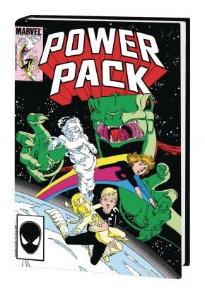 POWER PACK CLASSIC OMNIBUS VOLUME 1 HARDCOVER
