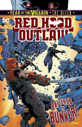 RED HOOD OUTLAW #36 (2016 SERIES)