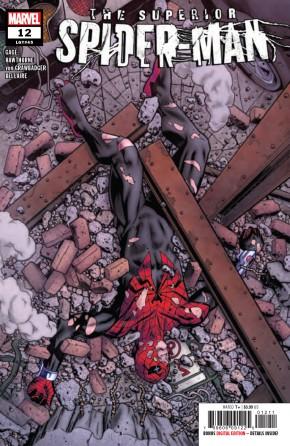 SUPERIOR SPIDER-MAN #12 (2018 SERIES)