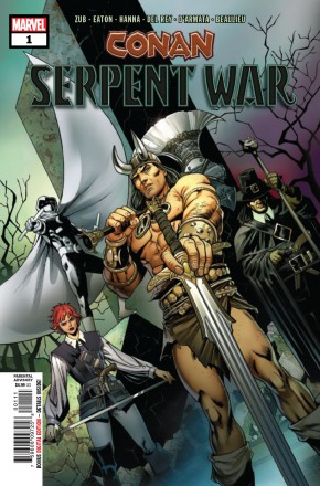 CONAN SERPENT WAR #1