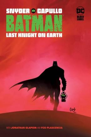 BATMAN LAST KNIGHT ON EARTH GRAPHIC NOVEL