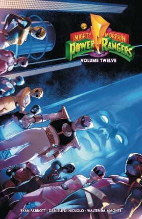 MIGHTY MORPHIN POWER RANGERS VOLUME 12 GRAPHIC NOVEL