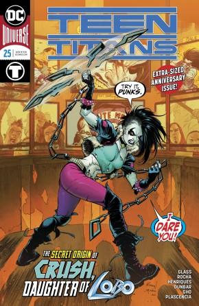 TEEN TITANS #25 (2016 SERIES)