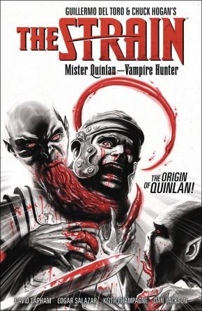 STRAIN MISTER QUINLAN VAMPIRE HUNTER GRAPHIC NOVEL