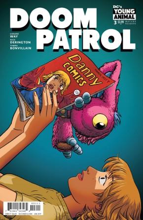 DOOM PATROL VOLUME 6 #3