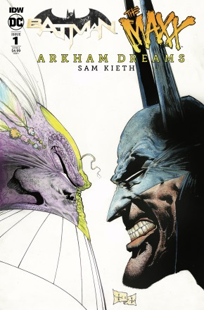 BATMAN THE MAXX ARKHAM DREAMS #1