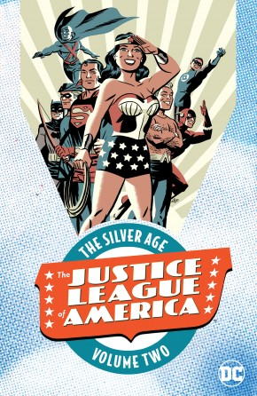 JUSTICE LEAGUE OF AMERICA THE SILVER AGE VOLUME 2 GRAPHIC NOVEL