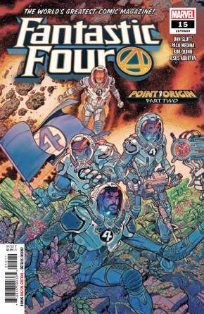 FANTASTIC FOUR #15 (2018 SERIES)