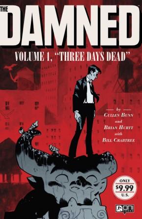 THE DAMNED VOLUME 1 GRAPHIC NOVEL