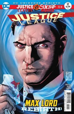 JUSTICE LEAGUE VOLUME 3 #12