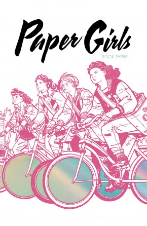 PAPER GIRLS VOLUME 3 DELUXE EDITION HARDCOVER
