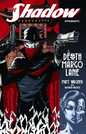 SHADOW DEATH OF MARGO LANE HARDCOVER