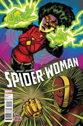 SPIDER-WOMAN VOLUME 6 #12