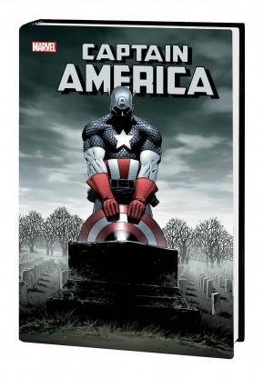 CAPTAIN AMERICA BY ED BRUBAKER OMNIBUS VOLUME 1 DM VARIANT HARDCOVER