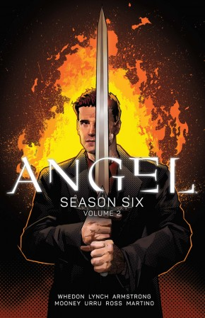 ANGEL SEASON 6 VOLUME 2 GRAPHIC NOVEL