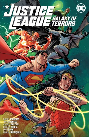 JUSTICE LEAGUE VOLUME 7 GALAXY OF TERRORS GRAPHIC NOVEL