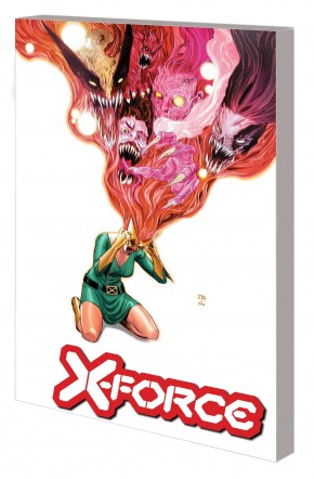 X-FORCE BY BENJAMIN PERCY VOLUME 3 GRAPHIC NOVEL
