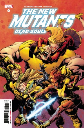 NEW MUTANTS DEAD SOULS #6