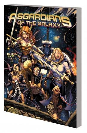 ASGARDIANS OF THE GALAXY VOLUME 1 INFINITY ARMADA GRAPHIC NOVEL