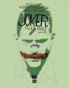 JOKER KILLER SMILE #1