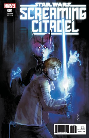 STAR WARS SCREAMING CITADEL #1 REIS B VARIANT COVER