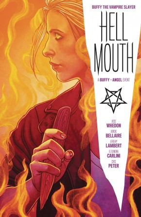 BUFFY THE VAMPIRE SLAYER ANGEL HELLMOUTH GRAPHIC NOVEL