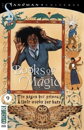 BOOKS OF MAGIC #9 (2018 SERIES)