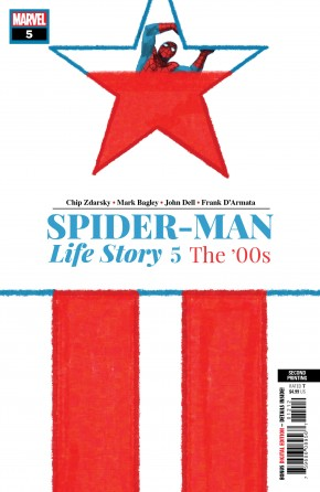 SPIDER-MAN LIFE STORY #5 2ND PRINTING