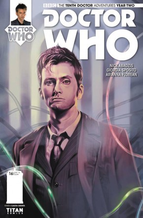 DOCTOR WHO 10TH YEAR TWO #16