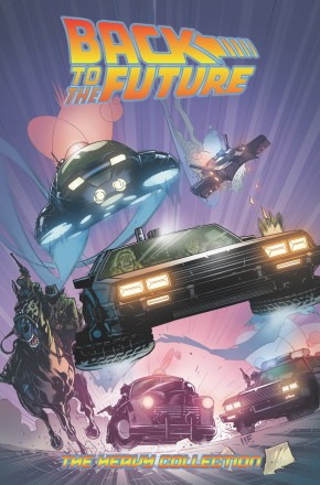 BACK TO THE FUTURE THE HEAVY COLLECTION VOLUME 2 GRAPHIC NOVEL