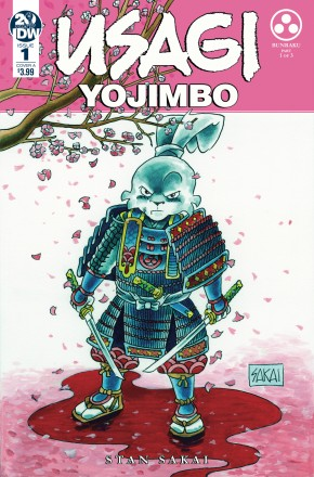USAGI YOJIMBO #1 (2019 SERIES)