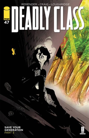 DEADLY CLASS #47
